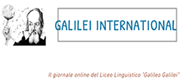 Galilei international - giornale online del Liceo linguistico