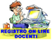 Registro on line docenti