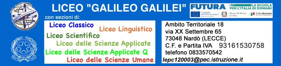Liceo Galilei Nardò